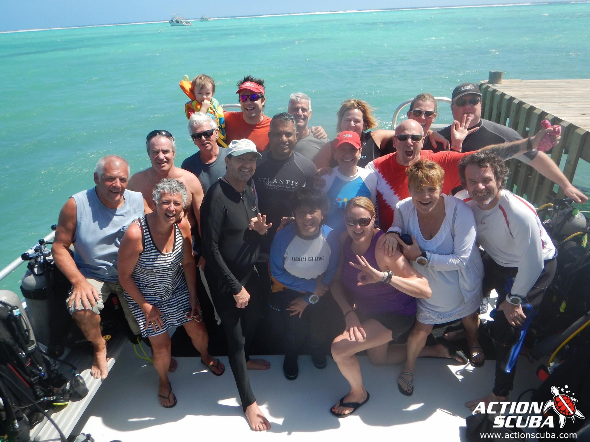 Scuba diving trip to Little Cayman with Action Scuba Montreal