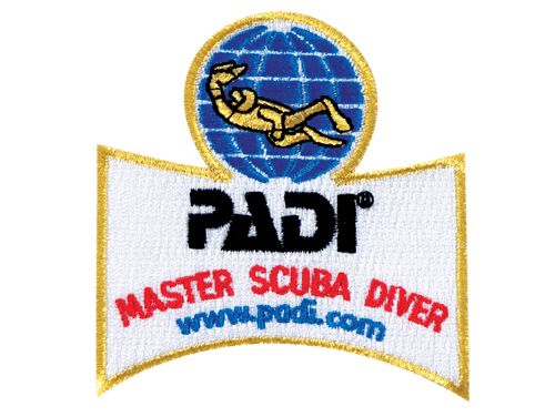 PADI Master Scuba Diver with Action Scuba Montreal