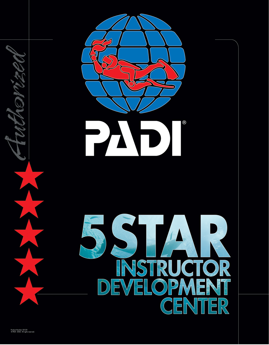 Action Scuba is a PADI 5 Star Instructor Development Centre