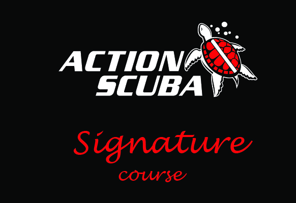 Action Scuba Montreal signature scuba courses