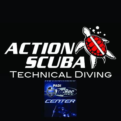 Discover Technical Diving Montreal PADI Tec Rec courses