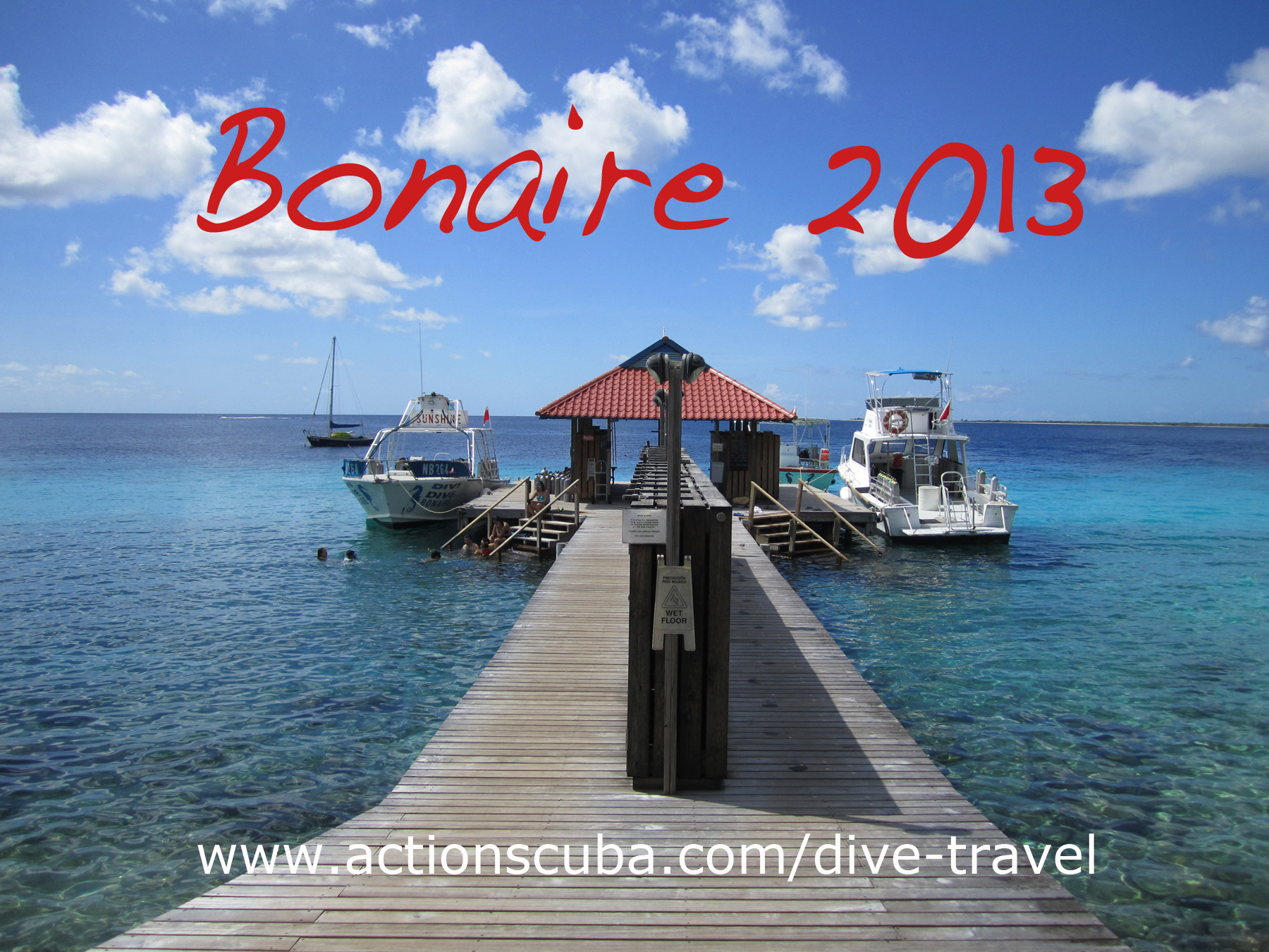 Bonaire scuba diving vacation Action Scuba Montreal