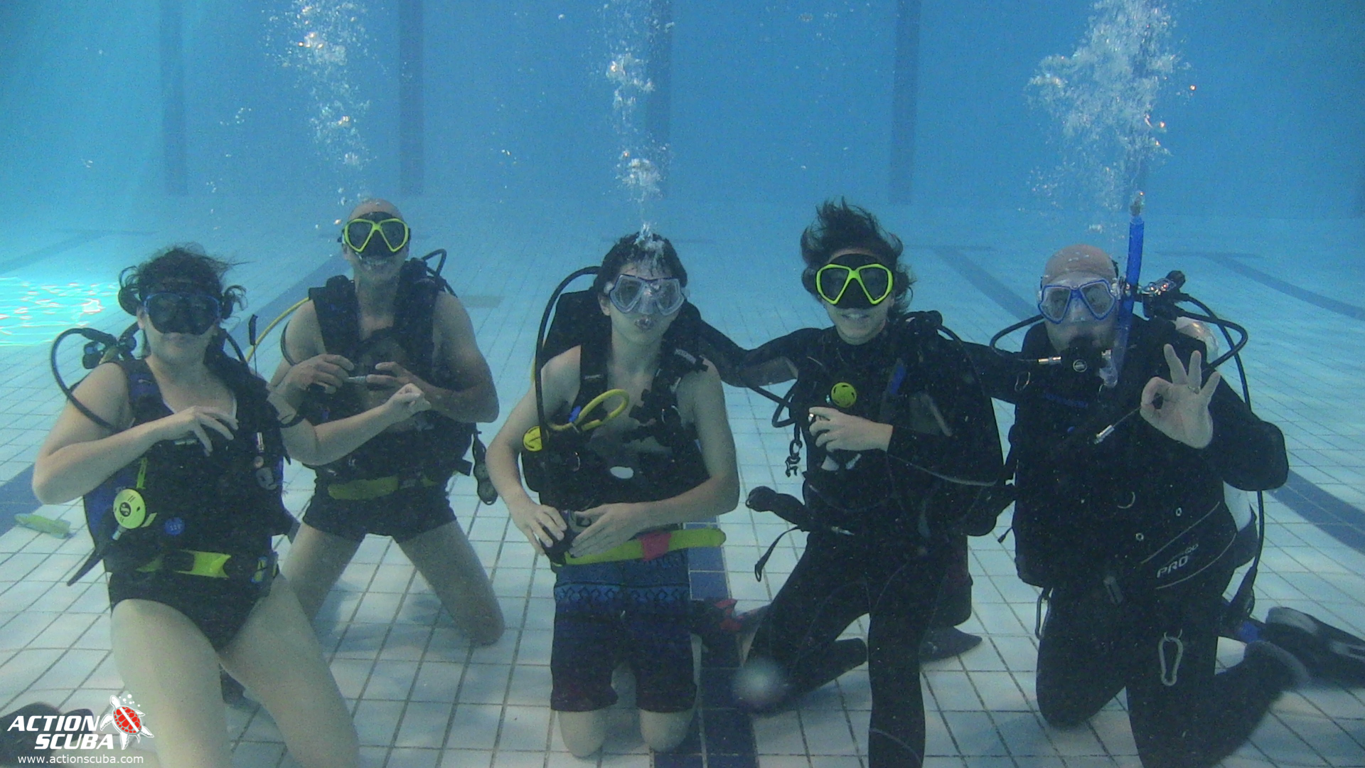 Love Scuba Diving? Looking to help people transform their lives?
