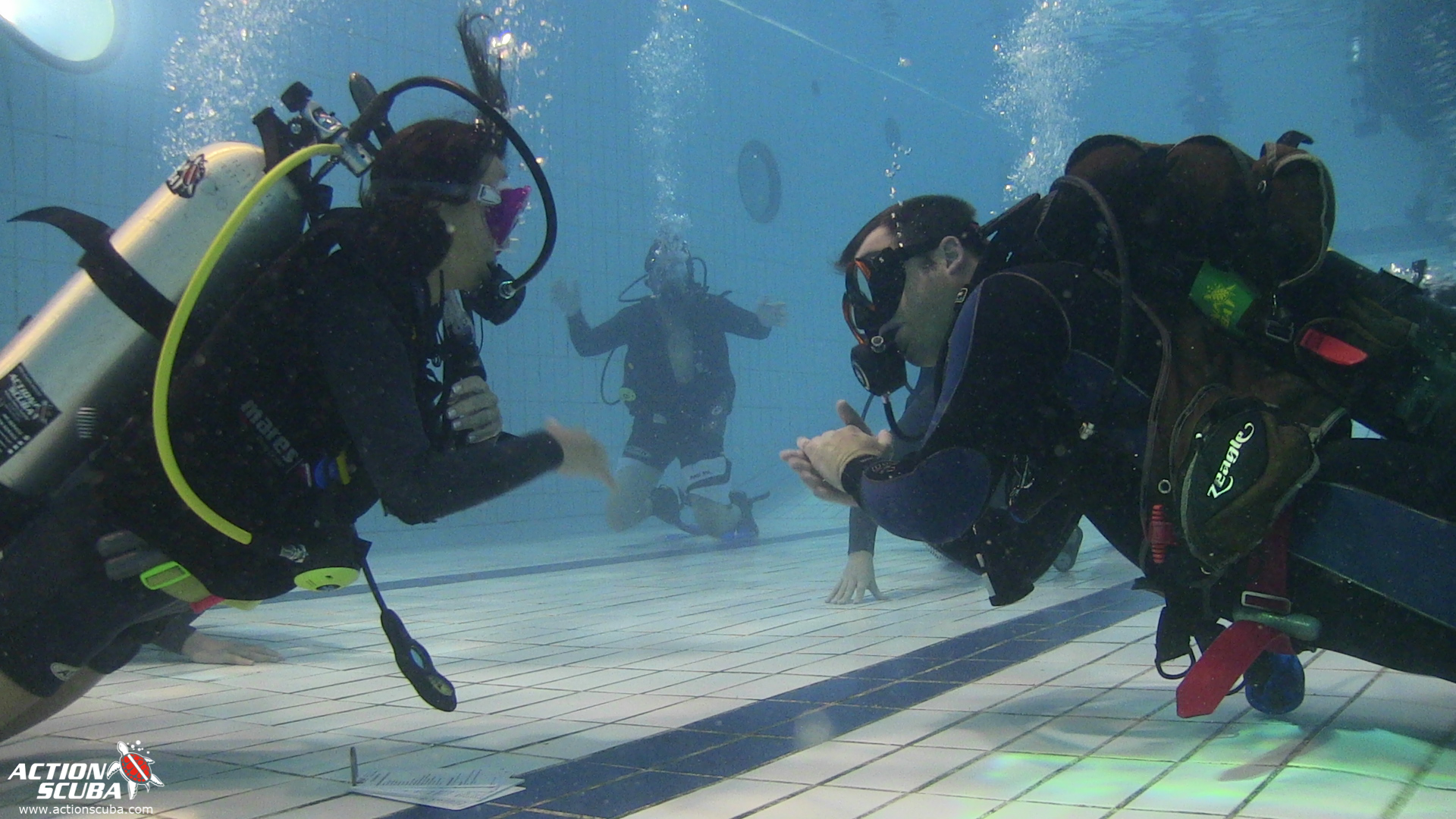 PADI Open Water Scuba Instructor - IDC Montreal
