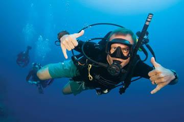 devenir maitre plongeur